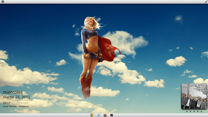 Supergirl... by npikill