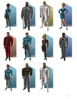 Perfect Dark Character Sheet by Kmadden2004