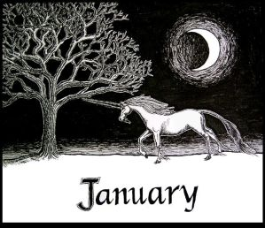 Calender: January