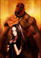 Beauty And The Beast by cemac