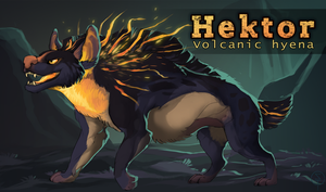 [CLOSED] Adopt auction - HEKTOR by Terriniss