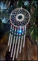 Dream Catcher Wind Chime by andromeda