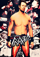 The Miz Poster by TheAwesomeJeo