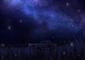 Under the Stars by Vlossy