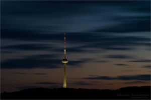 Tower of Light by rici66