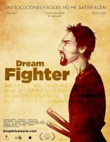 Dream Fighter, My life movie poster for 2013 by el-samurai