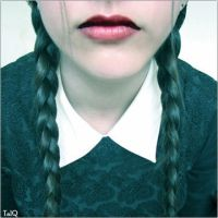 Wednesday Addams by TalQ