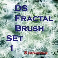 Fractals Set 1 by Dudeshibby