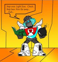 Old Art: Wheeljack by The-Starhorse