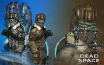Dead Space 3: Artic And Witness Suit by XNASyndicate