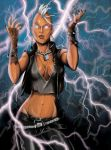 Punk Storm Colored by jlonnett