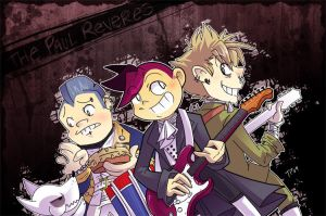 The Paul Reveres by jiggly