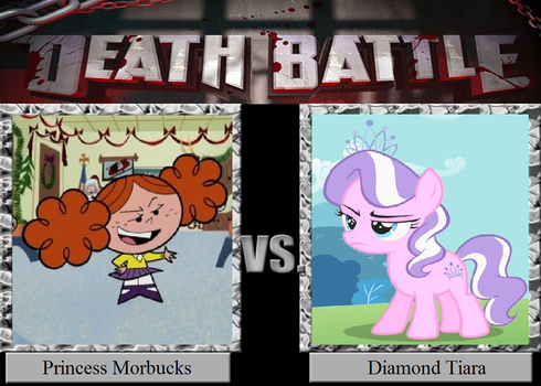 Death Battle 79: Toddlers And Tiaras! V.4 by HailfirePhantom