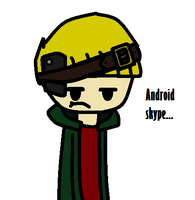Android Skype by combine345