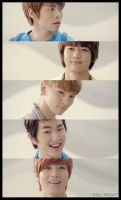 SHINee replay by pen-point