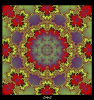 Fractal ornament by solgas