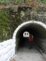 Through the tunnel by BoilBilly
