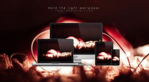 Hold the light wallpaper by i5yal