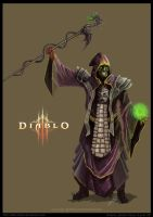 Dark Cultist Diablo 3 by dark-blast