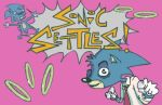 (ANIMATION LINK IN DESCRIPTION) Sonic Settles by ZippyJ