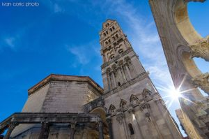 Cathedral of Saint Domnius by ivancoric