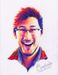 PAX Prime/West 2016 Markiplier GIFT by SimplEagle