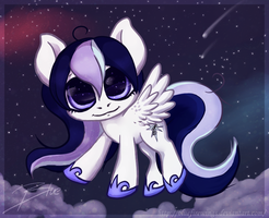 Starlet Nightwind by Bluefirewings