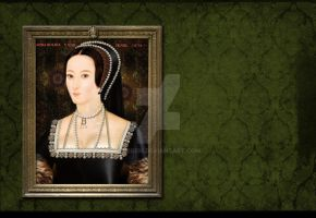 Anne Boleyn by NegEm