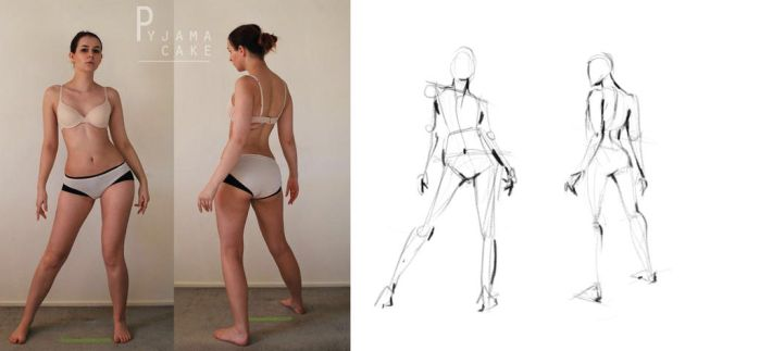 Gesture Study by FollowMeHome