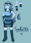 .: Gemsona - Sodalite :. by AquaLuna112