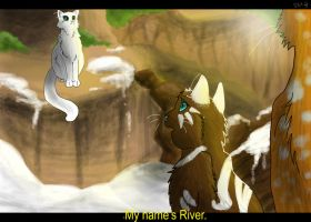 My Name's River by DrawMachine030
