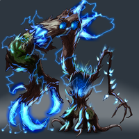 Thunder treant by dw628