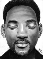 Will Smith by qshera