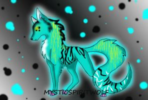 Mystic Spirit Wolf by mysticspiritwolf