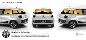 More FIAT More Imagination - Cityscape 2 by Sabbelbina