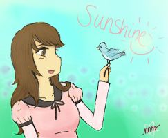 Sunshine by FooFighter-chan