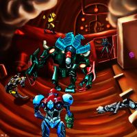 Metroid Prime III: Corruption by Kookookachoogotskrew
