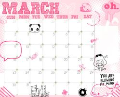 March by ansherine94