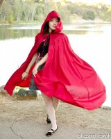 NCF12 - Red Riding Hood by BlizzardTerrak