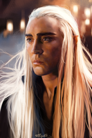 Thranduil by ChristinZakh