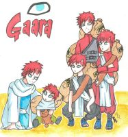 Gaaras  XD by aquamarinetiger98