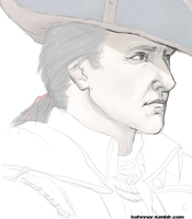 Haytham by InvaderLi