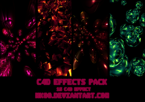 C4d Effect Pack by HK00