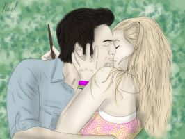 Mad For Her - LLNL by PeaceLuvCookies