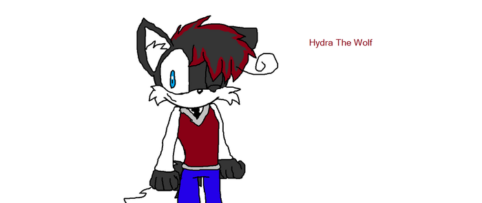 Hydra The Wolf by Shadymist122
