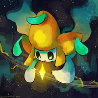 Jirachi by blubified
