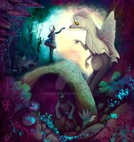 Summoner of Ancient Creatures by sovereign