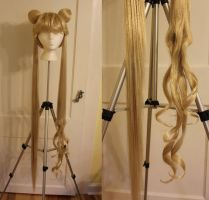 Sailor Moon Pigtail Curl by Miss-Star-Bucket