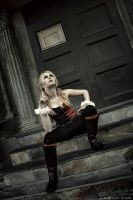 Harley Quinn - Gotham Queen by WhiteLemon