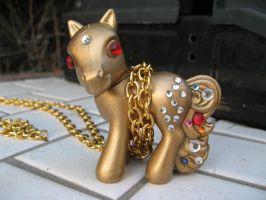 Baby Bling - Custom Pony by Bumblesweet